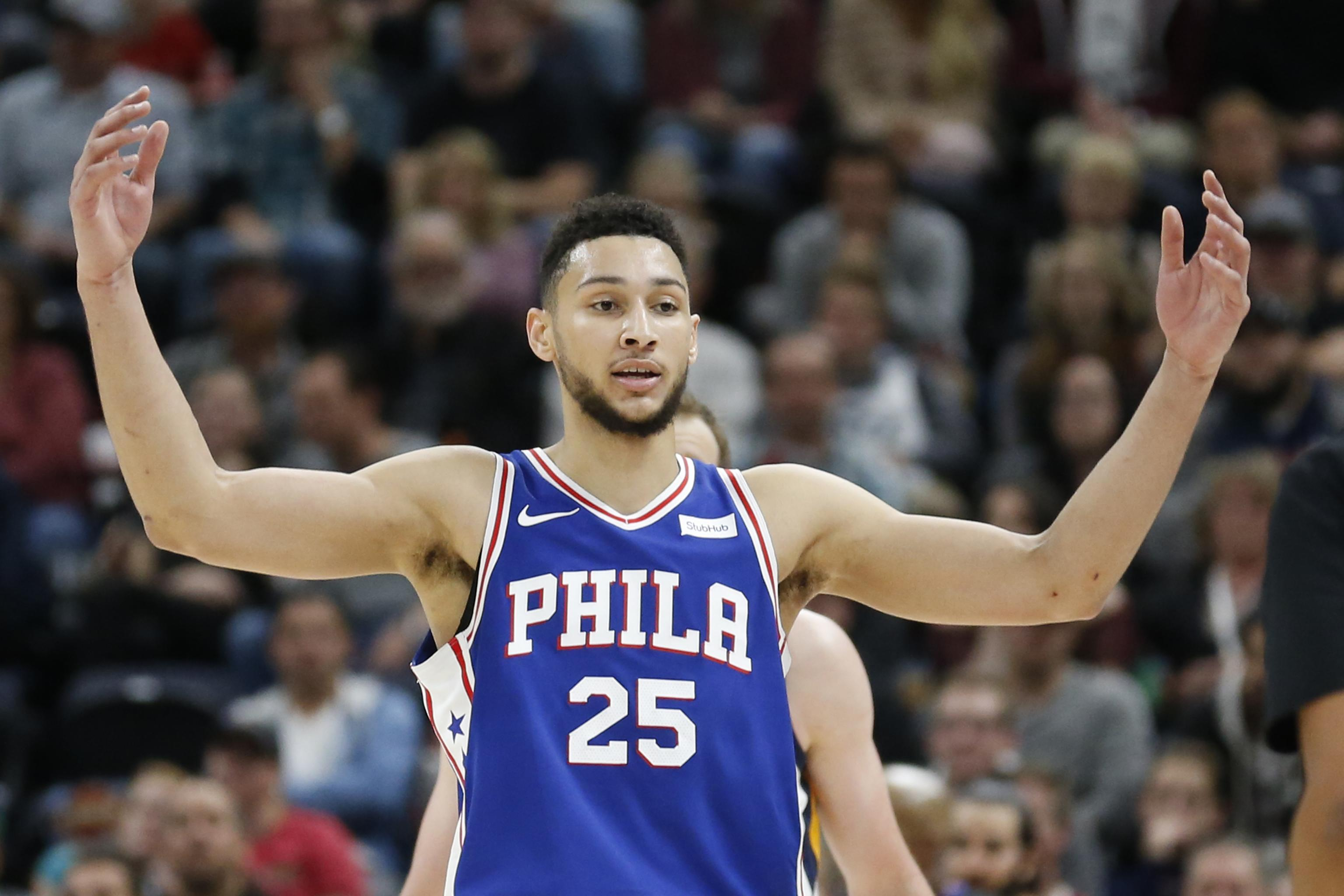 newest 48c3d e7f18 Ben Simmons Calls NCAA 'Dirty Business,' Says He Learned ...