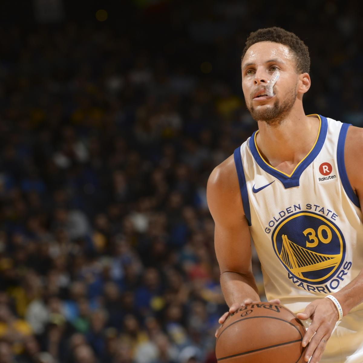 Warriors Come Out To Play Bleacher Report: Golden State Warriors On Pace For Best Offensive Season In