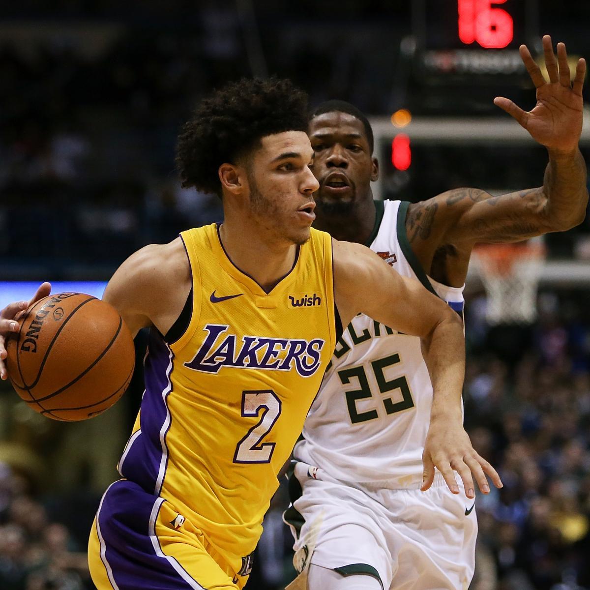 Lakers News: Lonzo Ball, Luke Walton Discuss Rookie's