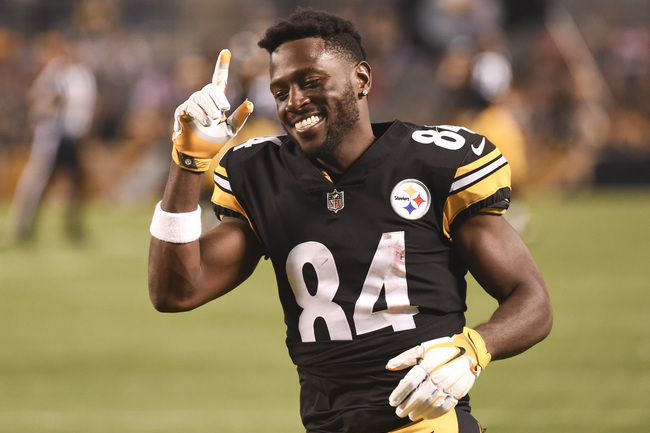 antonio brown s dad is the greatest arena football player of all