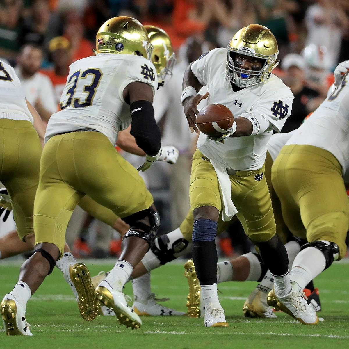 Navy Midshipmen Vs. Notre Dame Fighting Irish Odds