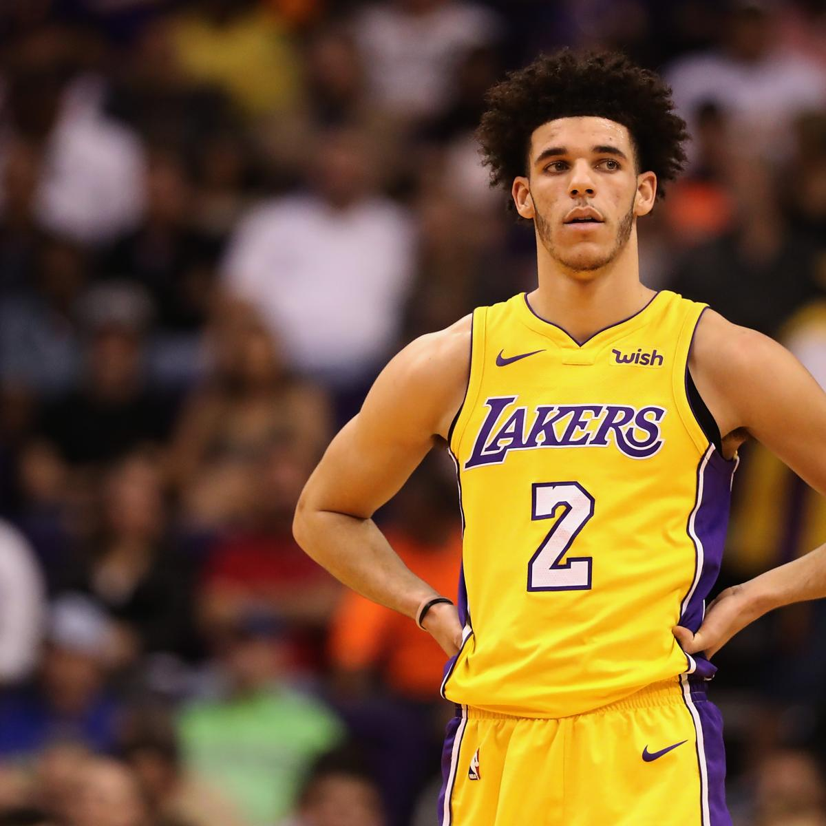 Colorado Shooting R H Youtube Com: Lonzo Ball Scores 7 Points On 3-of-10 Shooting In Lakers