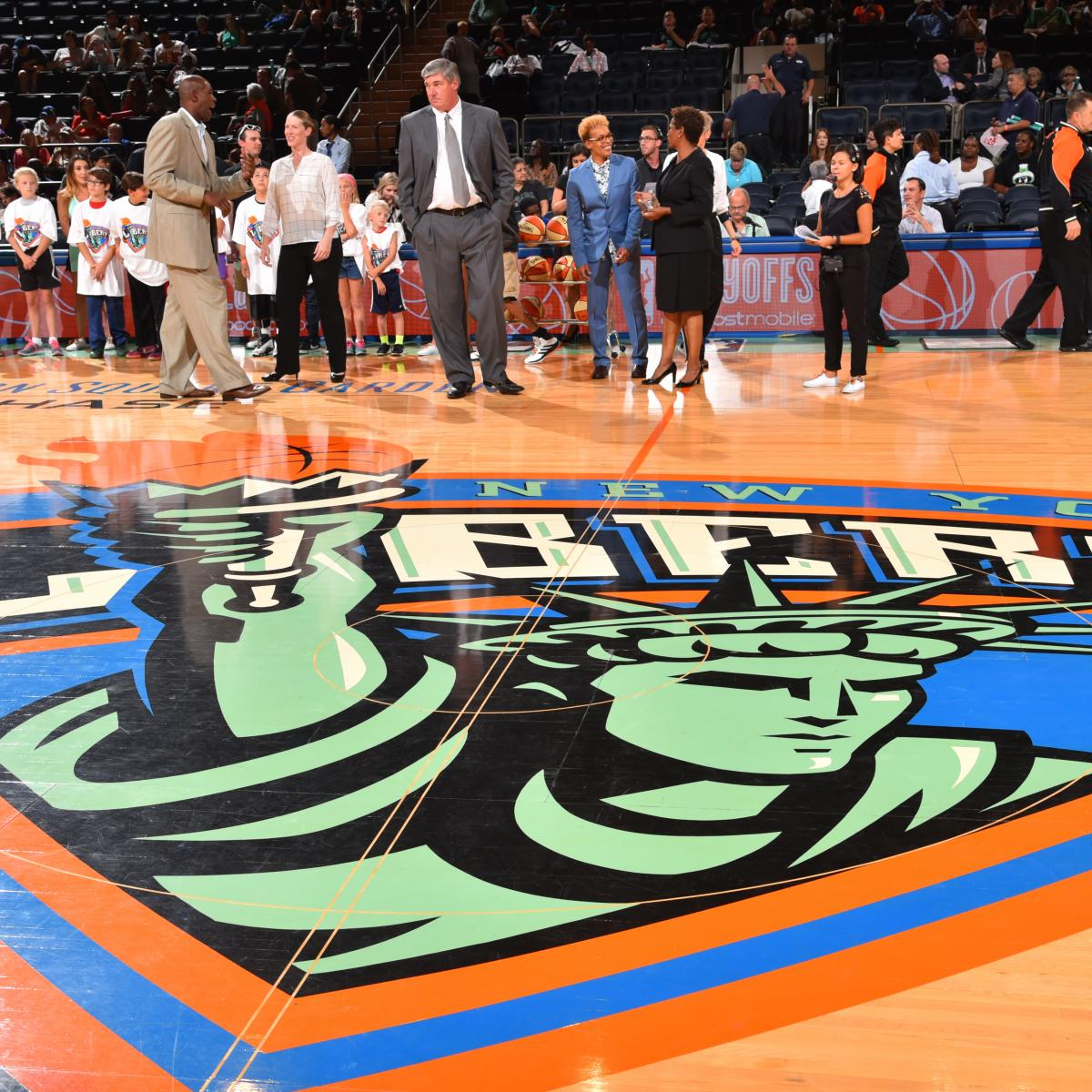 Madison Square Garden Company Announces Intention To Sell New York Liberty Bleacher Report