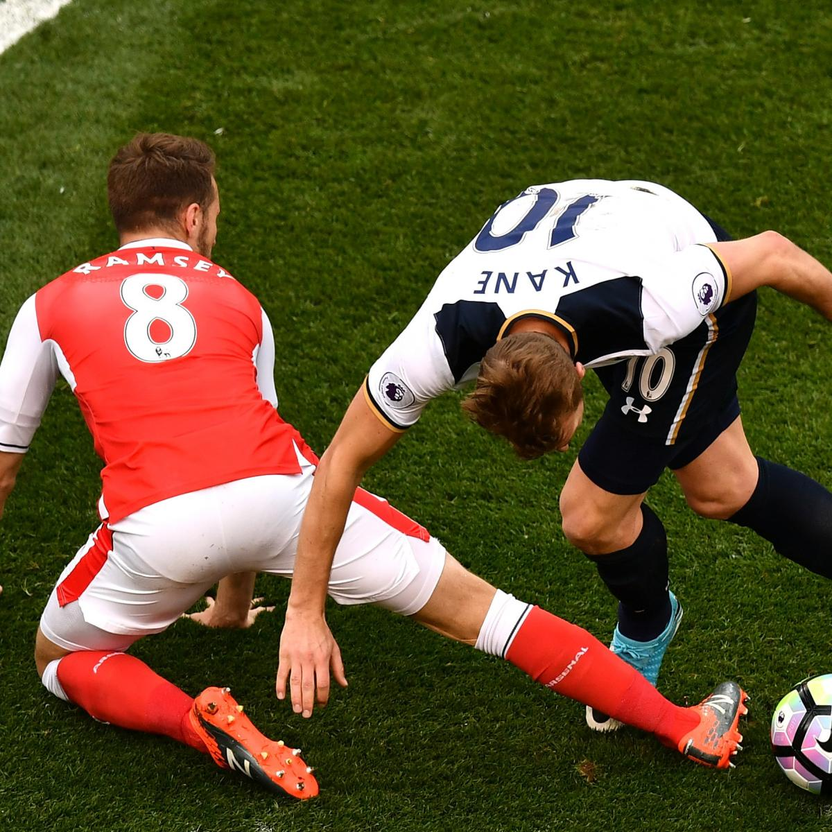 Tottenham 3 Fulham 1 Match Highlights Harry Kane Scores: Arsenal Vs. Tottenham: Combined XI On Form This Season