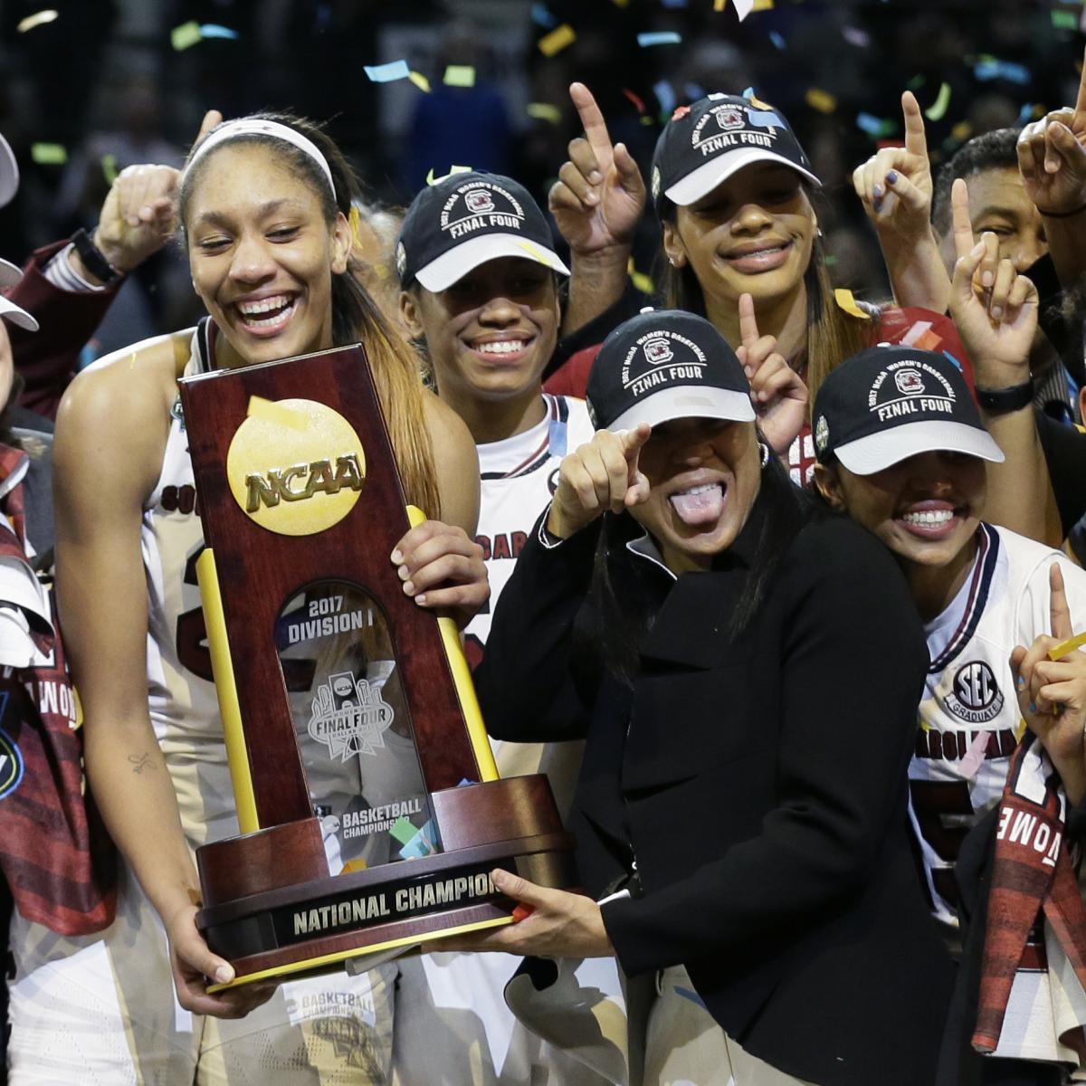 South Carolina Women's Basketball Team Declines Donald ...