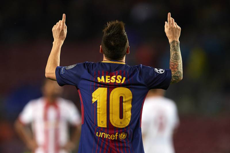 939bb333816 Should the Barcelona No. 10 Shirt Be Retired When Lionel Messi Stops ...