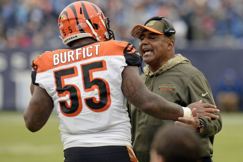 pretty nice d96dc eb5df Vontaze Burfict Says Refs Are Trying to Provoke Him After ...