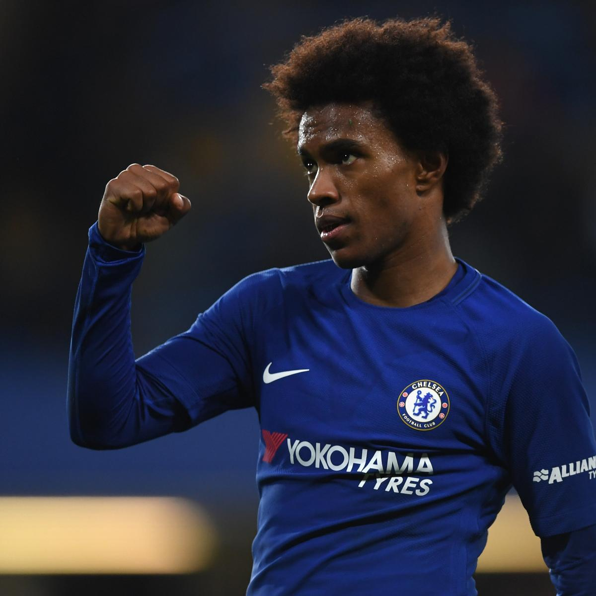 Psg Transfer News Latest Rumours On Lucas Moura And: Chelsea Transfer News: Latest Rumours On Willian And