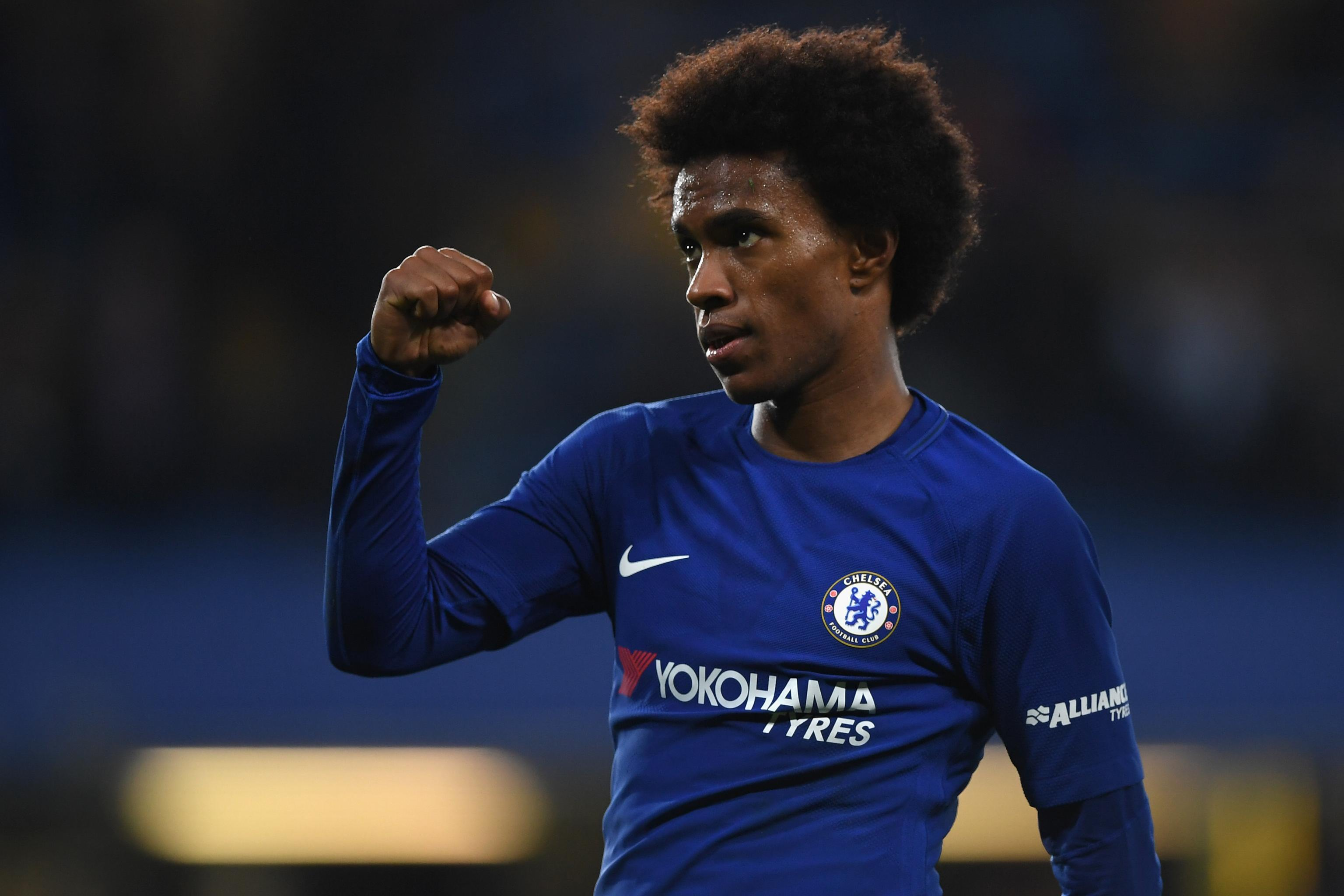 Willian – Hijacked Transfers