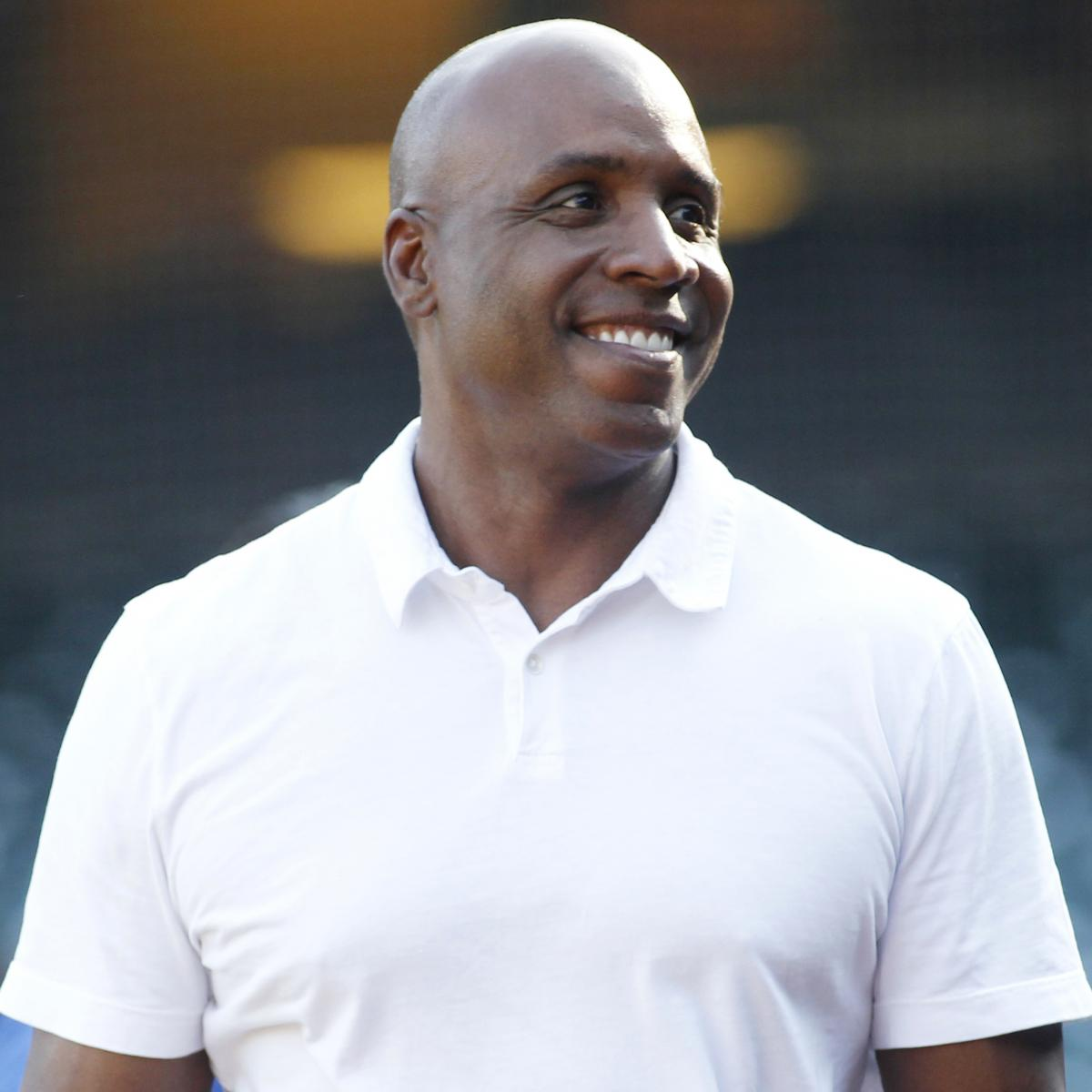Image result for barry bonds 2018