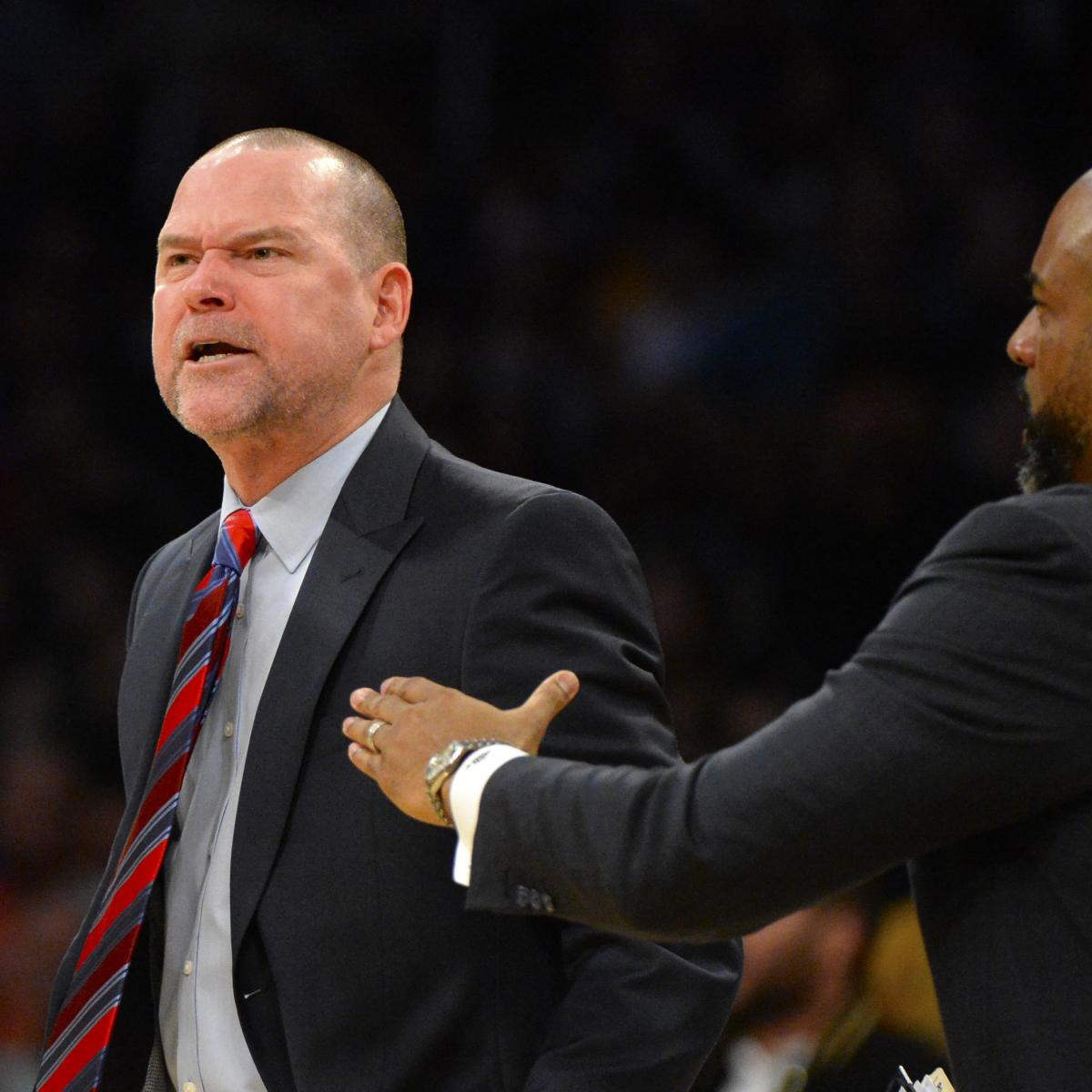 Nuggets Quarter Season Tickets: Nuggets' Mike Malone Suspended 1 Game For Making Contact