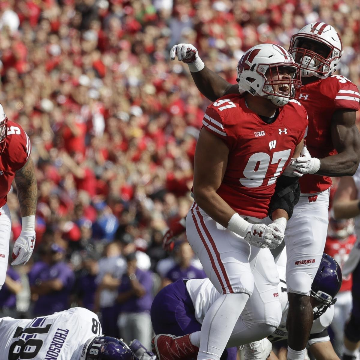 College Football Playoff 2017: How Top Teams Outside the ...