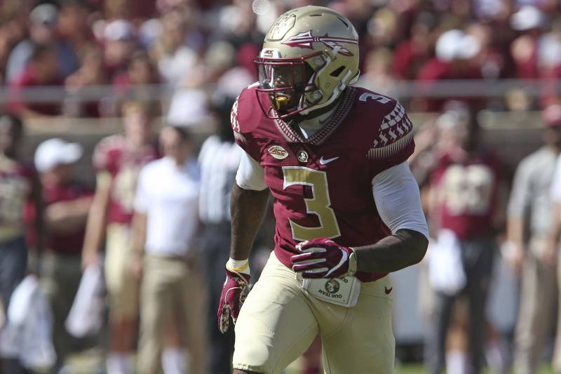 promo code 6535a b9009 Derwin James Declares for 2018 NFL Draft, Will Forgo Senior ...