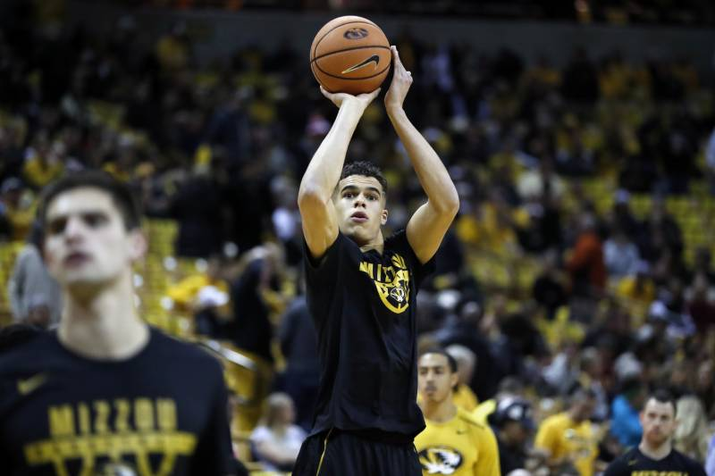 Michael porter jrs injury will be the nba drafts most fascinating missouris michael porter jr warms up before the start of an ncaa college basketball game publicscrutiny Images