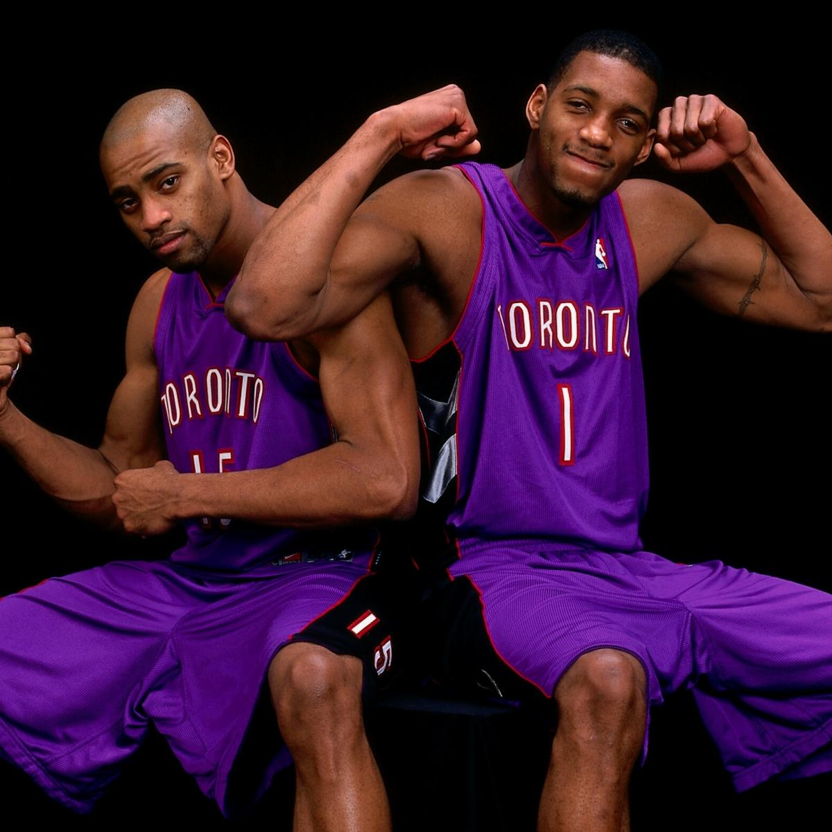 Tracy McGrady and Vince Carter: What If They Had Stayed ther ...