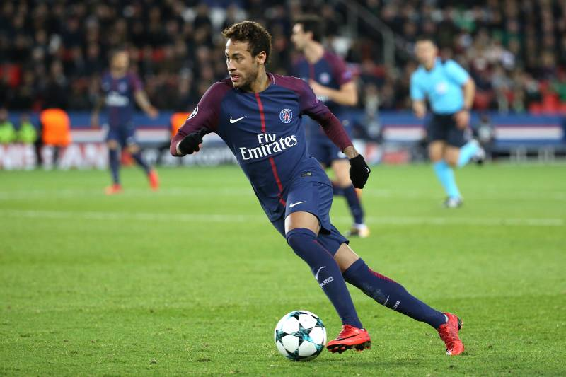 cd89ba34740 Neymar Storms Out of Mixed Zone After 'Tiresome' Question on Real Madrid  Rumours