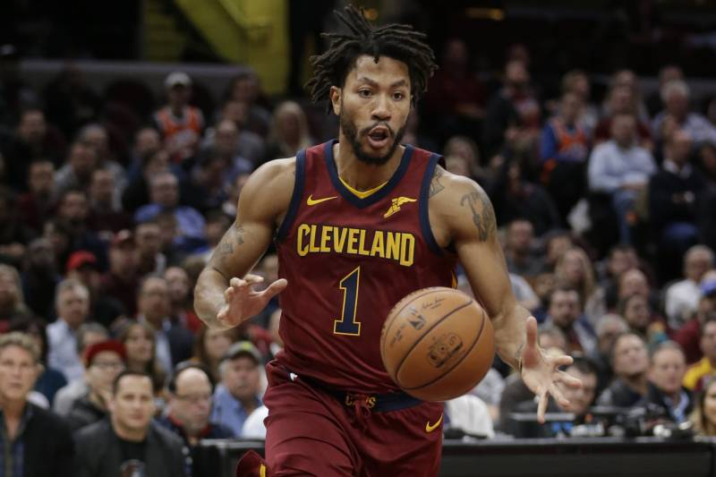Derrick Rose Reportedly Taking Leave from Cavaliers to