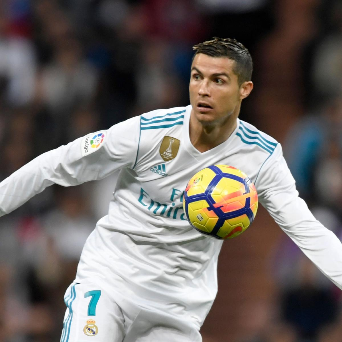 Cristiano Ronaldo S 4 Goals Lead Real Madrid To Win Vs: Cristiano Ronaldo Scores Game-Winning Goal For Real Madrid