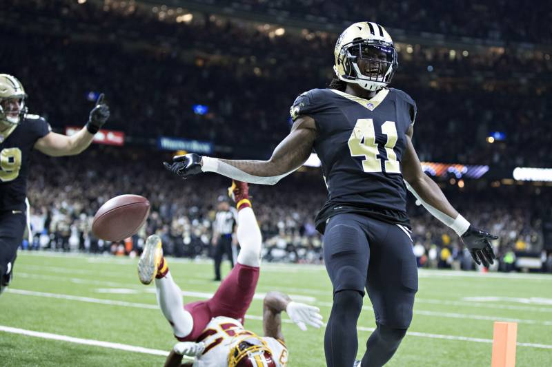 Mark Ingram And Alvin Kamara With Chance At History Through