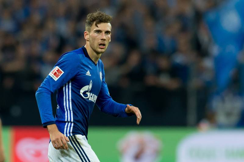 size 40 7aab7 bc68f Schalke 04 to Reportedly Offer Leon Goretzka Huge Contract ...