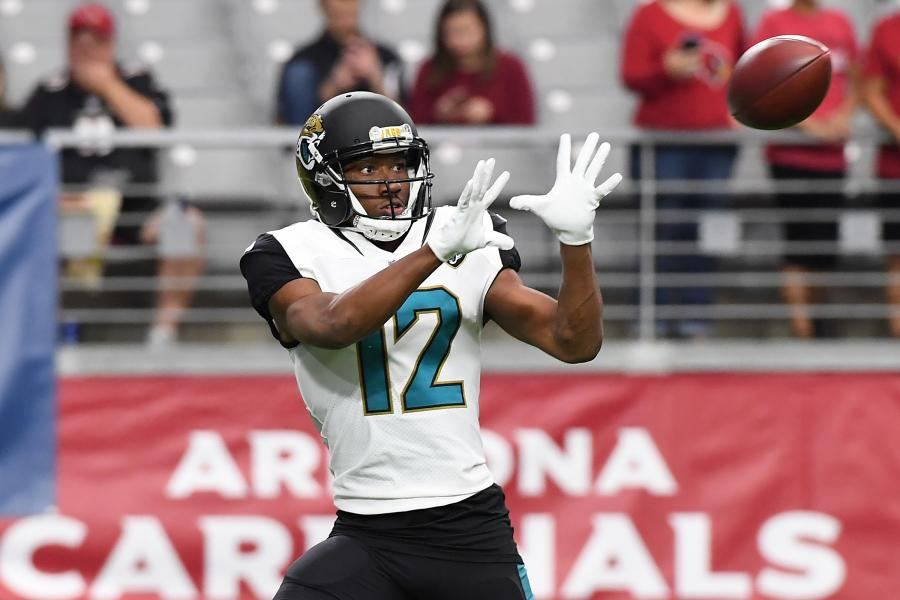 Zay Jones Father Robert Says WR Played with Torn Labrum