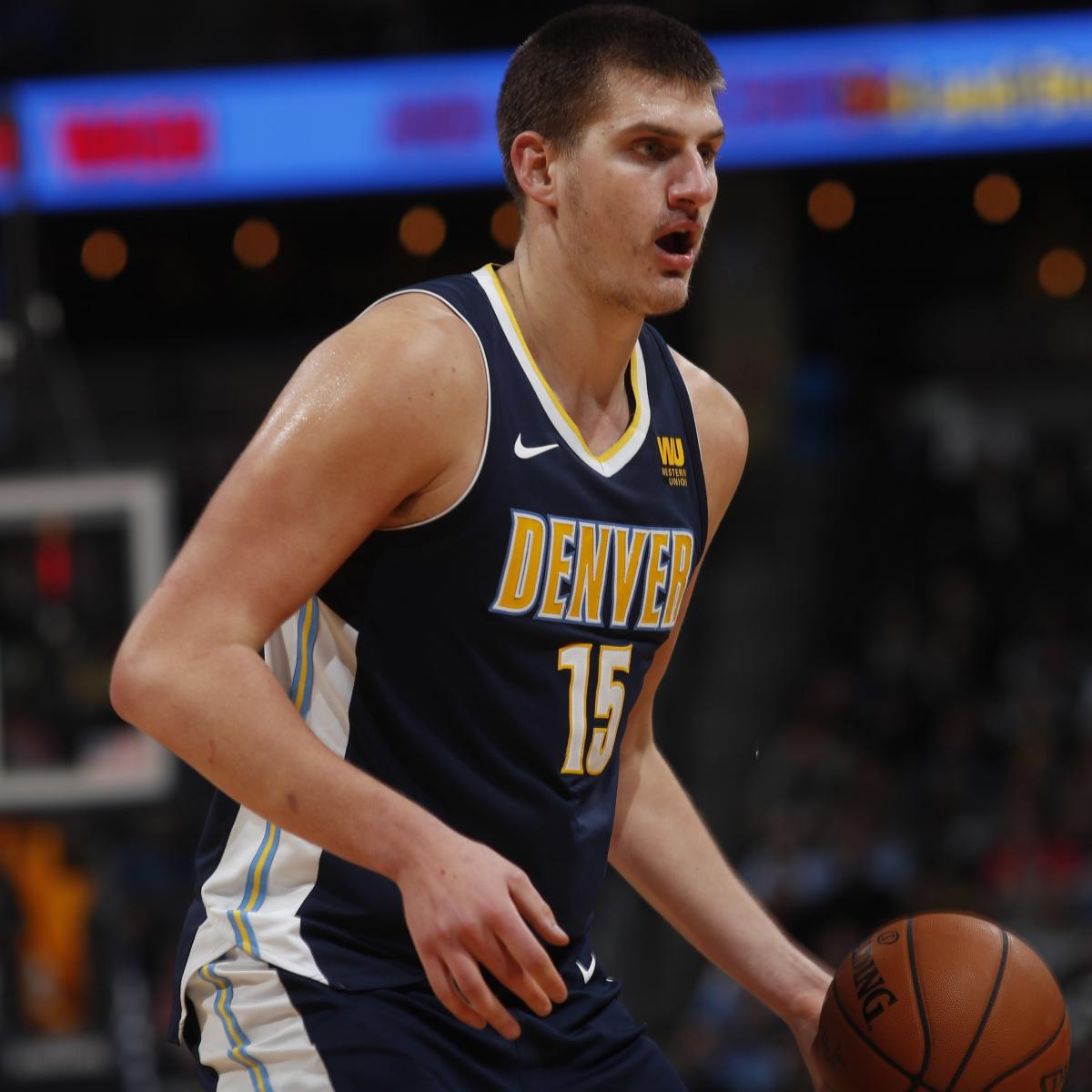 Nikola Jokic Reportedly Expected To Miss Multiple Games