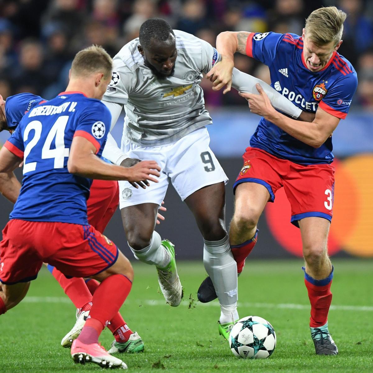 Bastia 0 3 Psg Match Report: Champions League 2017: Live Stream, TV Info, Schedule For