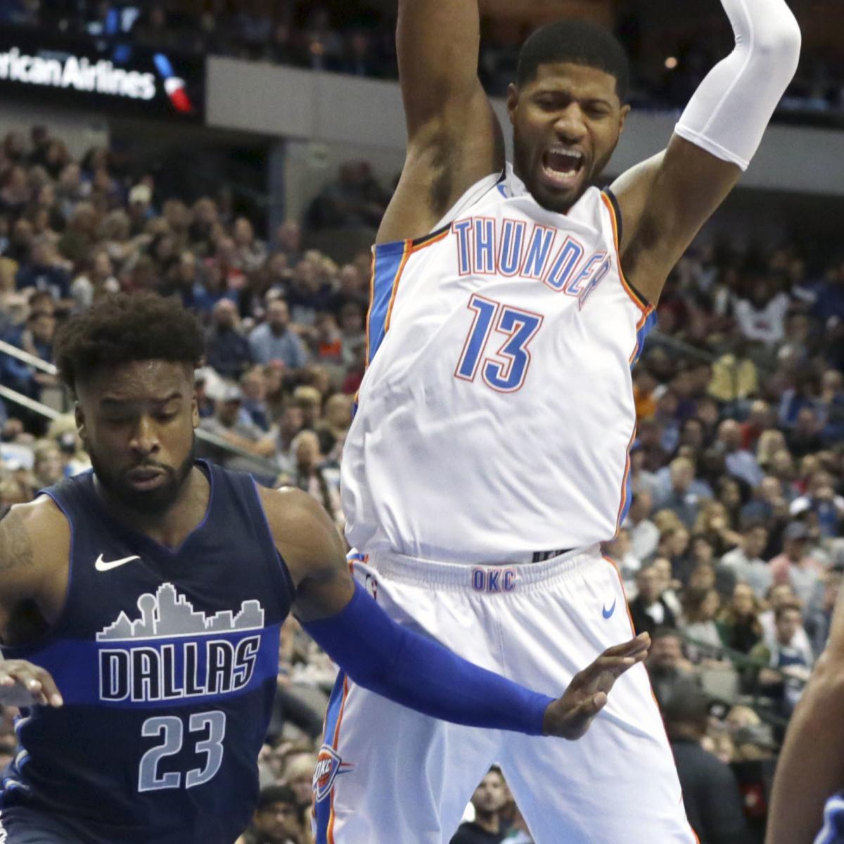 5 NBA Trades That Should Happen Immediately