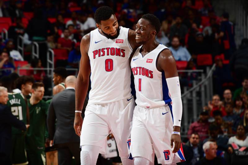 NBA Trade Rumors: Pistons Tried to Move Reggie Jackson, Andre