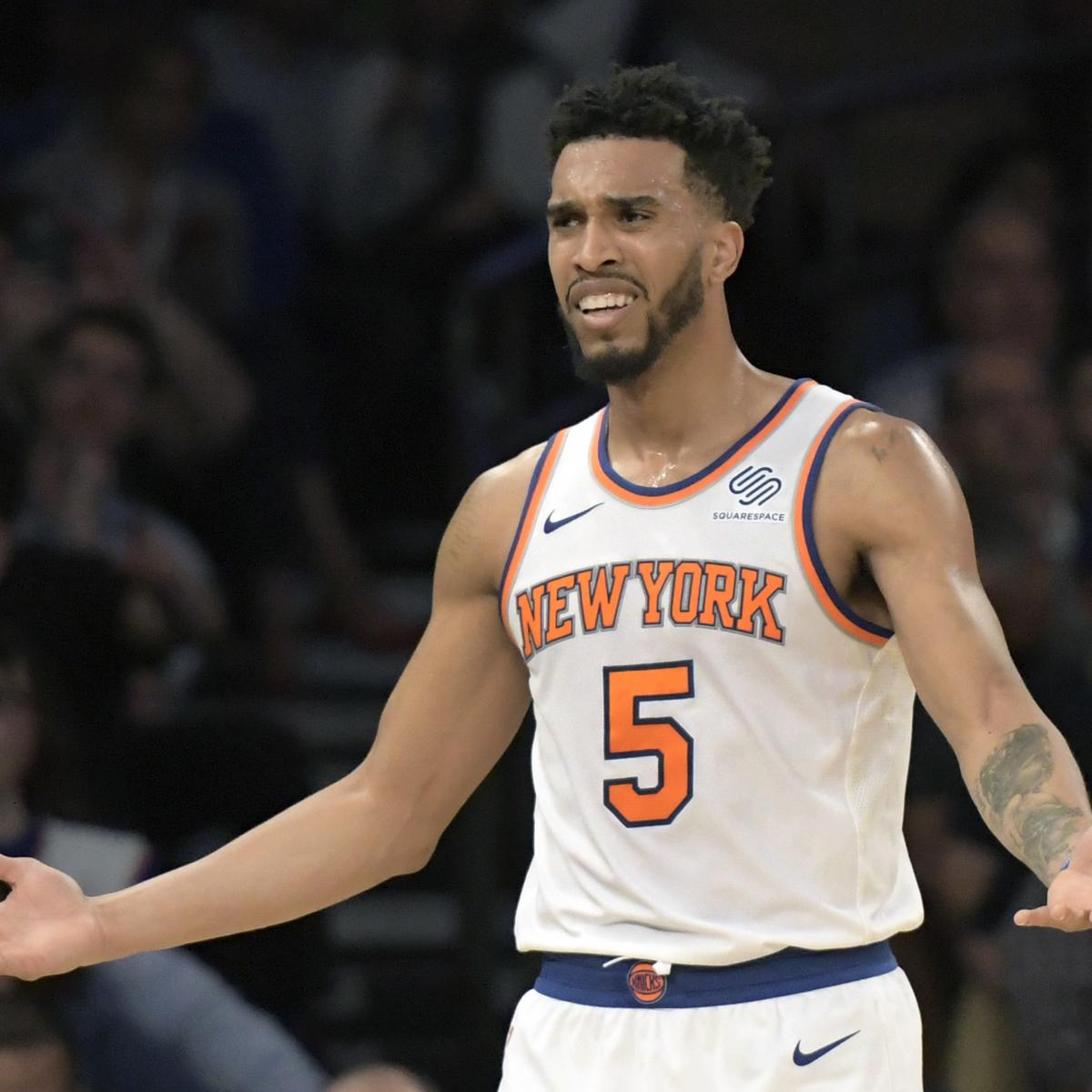 NBA Rumors: Latest On Potential Knicks Trade And More