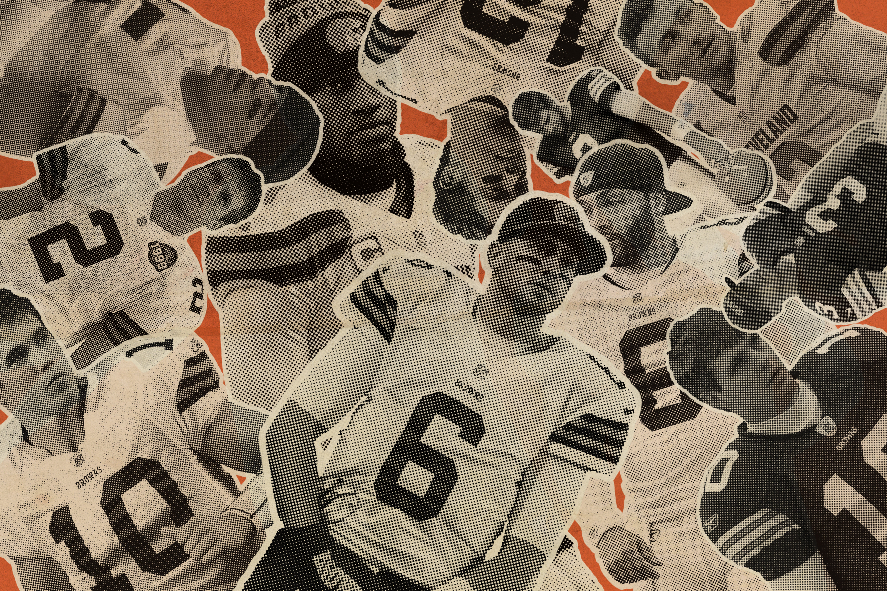 new arrival cd5c1 50aeb Last Stop to Nowhere': The Browns' Infamous QB Jersey Has a ...