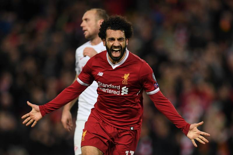 e201897806f Liverpool Transfer News: Mohamed Salah Rumours, Reds Looking to Spend in  January