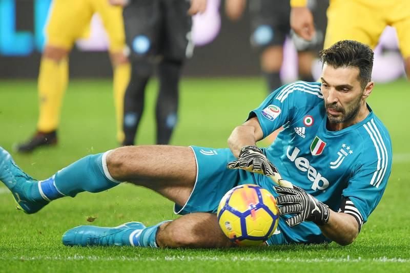 premium selection dc90d ed99e Gianluigi Buffon Could Delay Juventus Retirement If He's ...