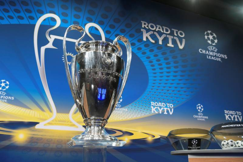 Basel to host Manchester City in Champions League-Round-of-16 Fixtures