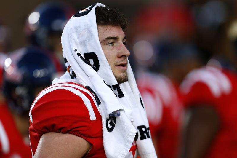 062c9d449 Ole Miss QB Shea Patterson Announces He Will Transfer to Michigan ...