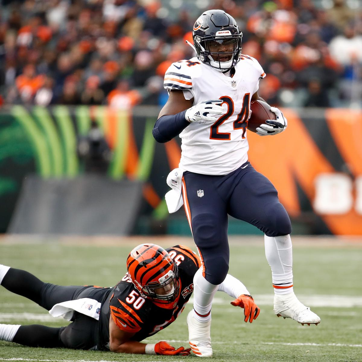 Nfl1000 Rookie Review From Week 9: Jordan Howard Sets Franchise History With Week 14 Showing