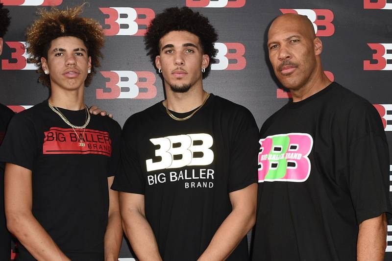 84daec701a91 What Are LiAngelo and LaMelo Ball Getting Themselves into in ...
