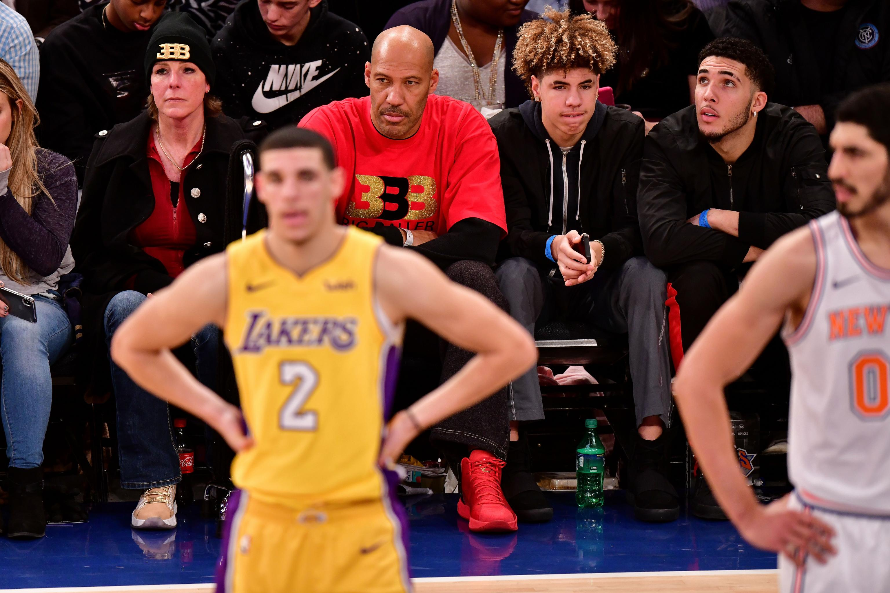 Charles Barkley On Lavar Ball He S Just Exploiting Lonzo Liangelo And Lamelo Bleacher Report Latest News Videos And Highlights