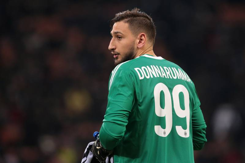 f11c22d7d1f Gianluigi Donnarumma  Reduced to Tears  After AC Milan Fan Protest ...
