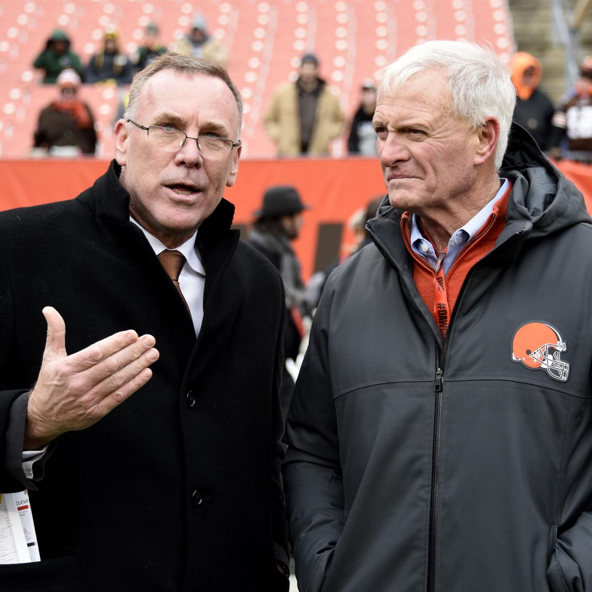 John Dorsey on Browns Under Sashi Brown: 'They Didn't Get Real Players'