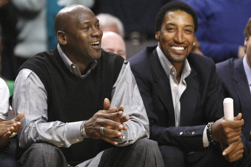 17e9ab82d659 Scottie Pippen  LeBron James  Stats Have  Probably  Passed Michael ...