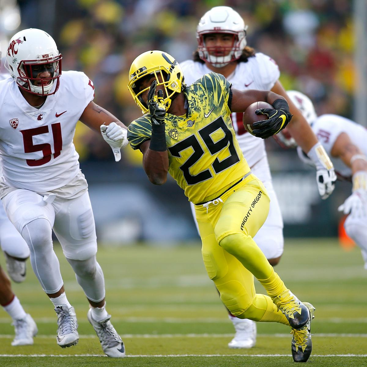 Las Vegas Bowl 2017: Oregon vs. Boise State TV Schedule, Time and Odds