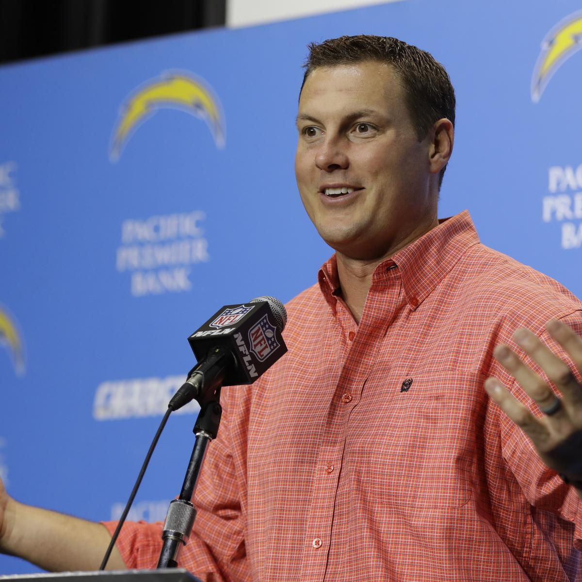 Philip Rivers Reportedly Agrees to 1-Year Contract with Colts Worth Around $25M