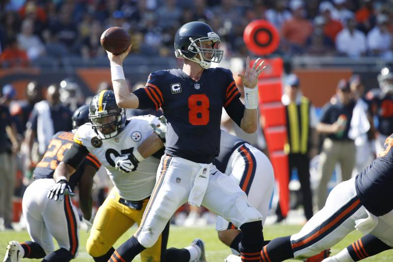 info for 7ab30 4cc50 Mike Glennon, Cardinals Reportedly Agree to Contract After ...