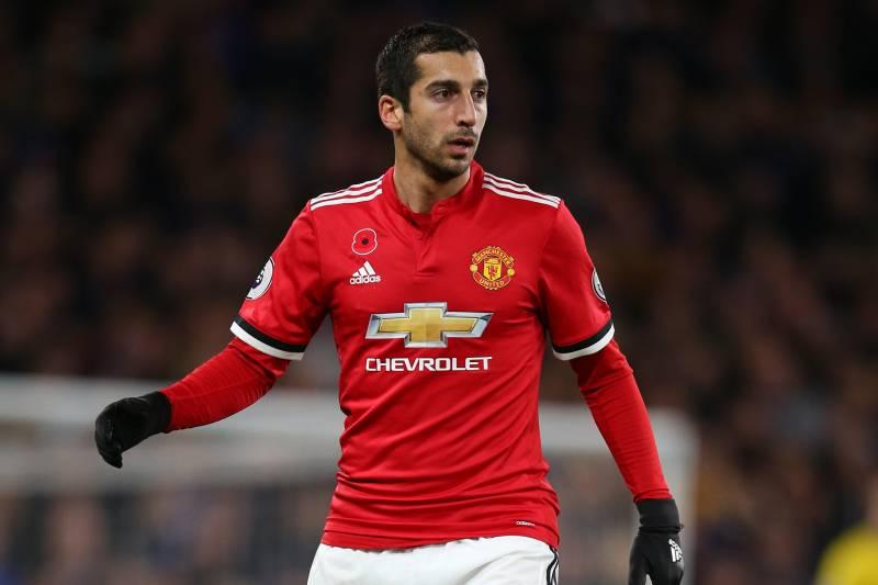 Manchester United Transfer News: Henrikh Mkhitaryan, Marouane ...
