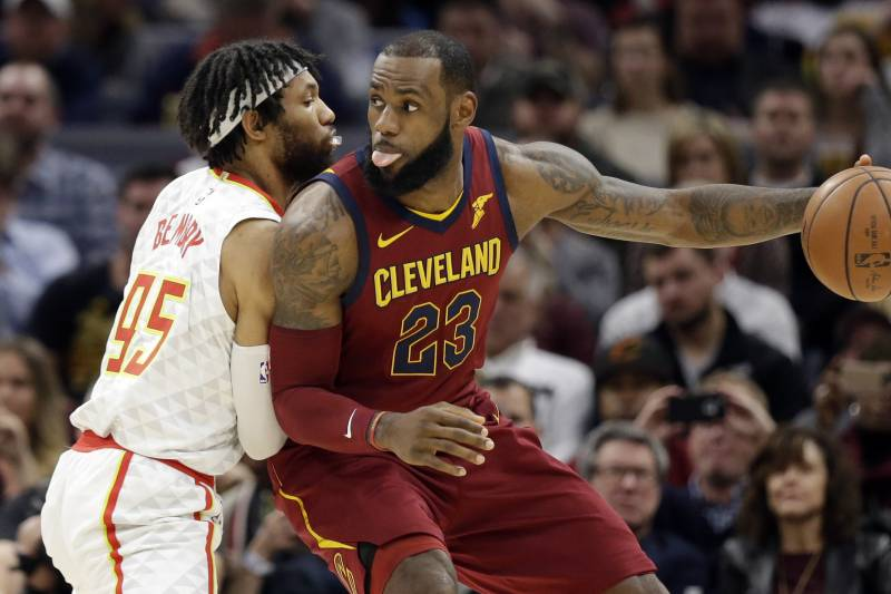 8aceb9ecd062 Cavaliers Trade Rumors  Team to Keep Nets Pick as Backup Plan for  LeBron  Stuff