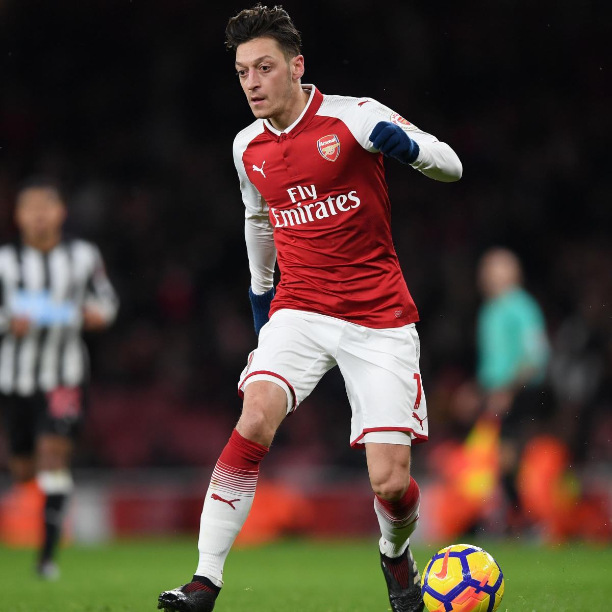 Manchester United Transfer News Latest Rumours On Lucas: Manchester United Transfer News: Latest Mesut Ozil Rumours