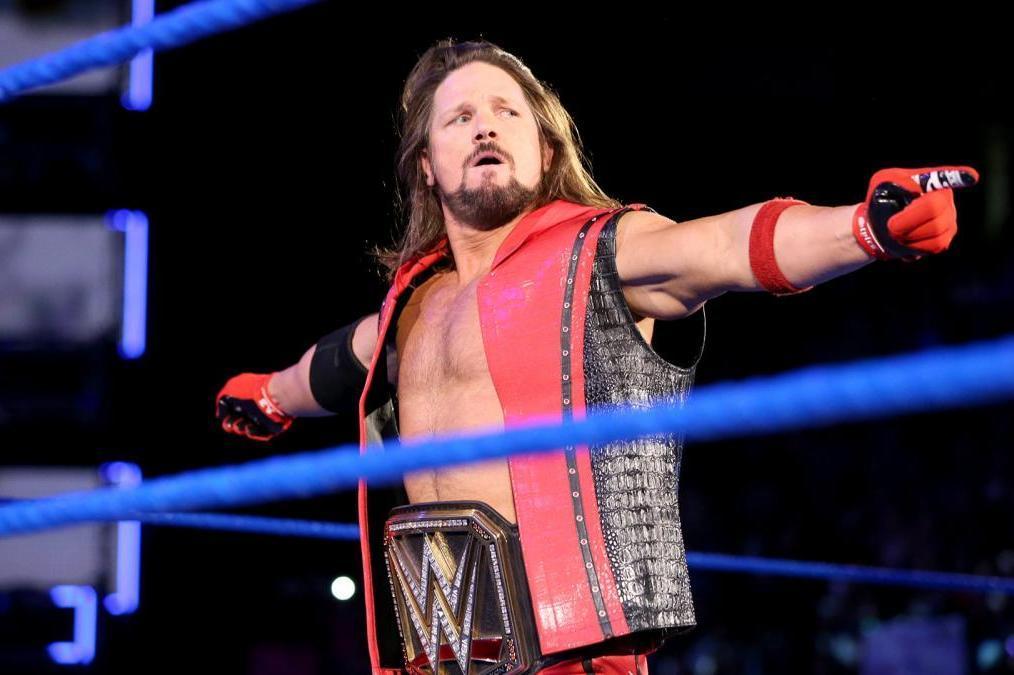 AJ Styles' WWE Legacy Grows After Impressive Win vs. Jinder Mahal | Bleacher Report ...
