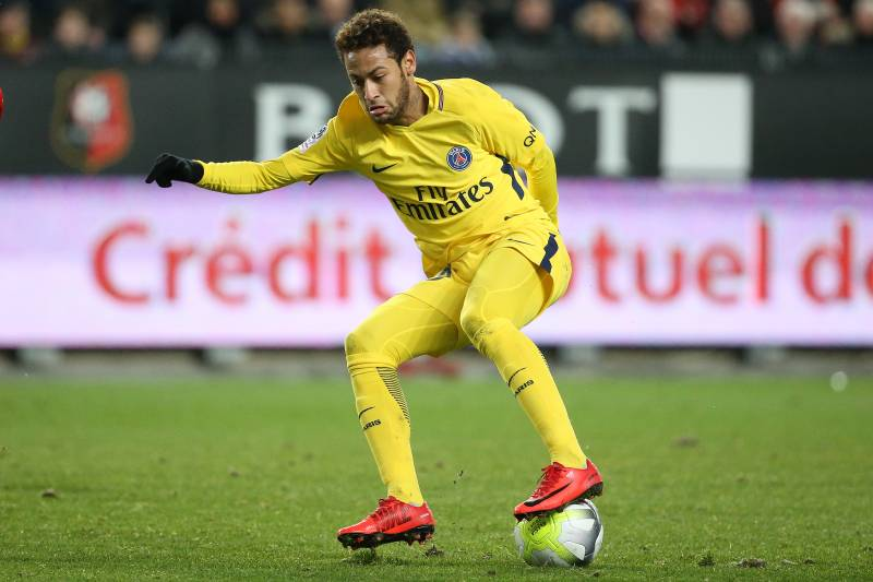 Bleacher report sports highlights news now rennes france december 16 neymar jr of psg during the french ligue 1 stopboris Gallery