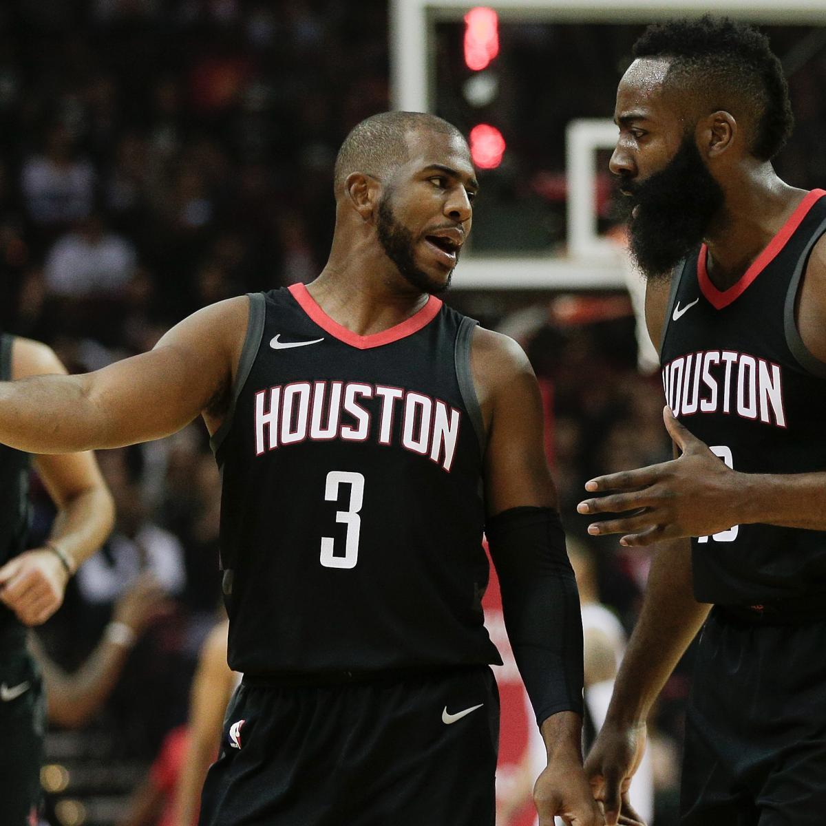 Houston Rockets Win Last Night: Houston Rockets Win In Never-Before-Seen Fashion Monday